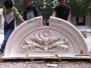 White Marble Stone Carving for Construction pictures & photos