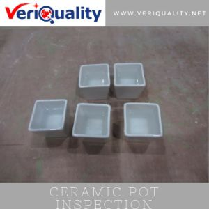 Ceramic Pot Quality Control Inspection Service at Chaozhou, Guangdong pictures & photos