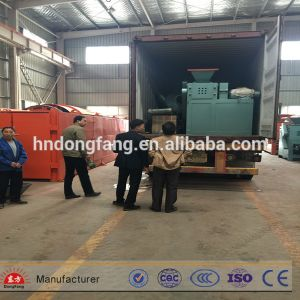 High Capacity Coal Dust Ball Press Machine/Briquette Making Machine