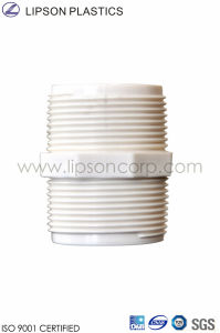 Good Quality UPVC CPVC Pipe Fitting Dn100 pictures & photos