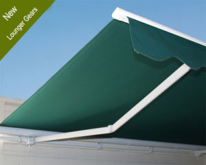 Retractable Window Awning for Sun and UV Protection pictures & photos