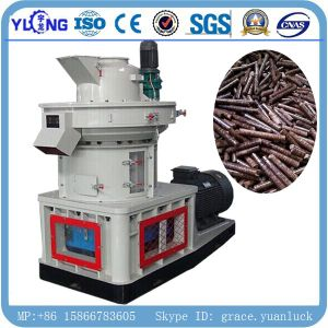 Yulong CE Approved Wood Pelleting Machine pictures & photos