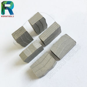 24X11.5/10.5X15mm Diamond Segments for Granite Stone Cutting pictures & photos
