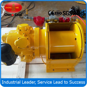 1ton Jqh-10* 24 Air Winch Factory pictures & photos