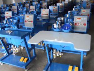 Semi Automatic 1 Head 2 Plate Rhinestone Hotfixing Machine