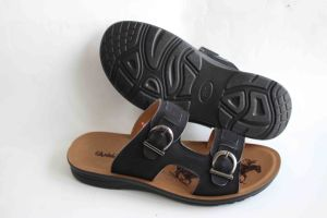 Hot Sale Classic of Men Beach Shoes with PU Outsole (SNB-14-012) pictures & photos