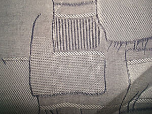 Linen Rayon Yarn Dyed Stripe Fabric pictures & photos