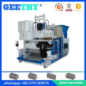 Qmy12-15 Egg Laying Moving Block Making Machine pictures & photos