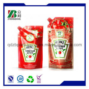 Juice Drink Spout Pouch Bag pictures & photos