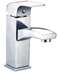 Sanitary Ware Chrome Plated Bathroom Brass Basin Mixer (1088) pictures & photos