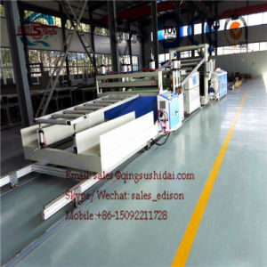 PVC Marble Board Production Line pictures & photos