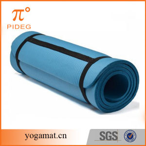 Extra Thick NBR Yoga Mat 15mm pictures & photos