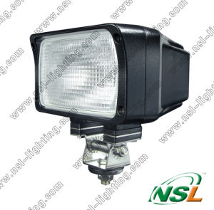 5inch 35W/55W H11 HID Work Light, Aluminium Housing Flood Beam Xenon Tractor Working Light pictures & photos