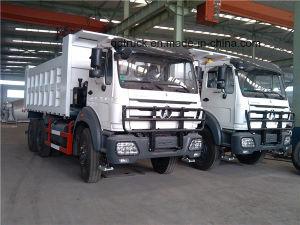 340HP Beiben dumper trucks with 20 cbm tipper body pictures & photos