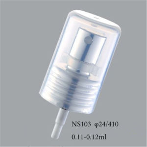 Aluminum Mist Sprayer for Cosmetic 15mm, 18mm, 20mm, 24mm (NS99) pictures & photos
