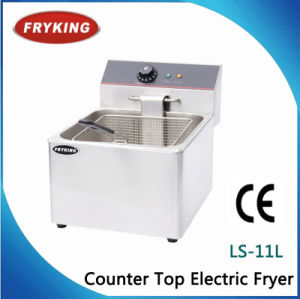Factory in Guangzhou Commercial Fried Fryer Machine Ls-11L pictures & photos