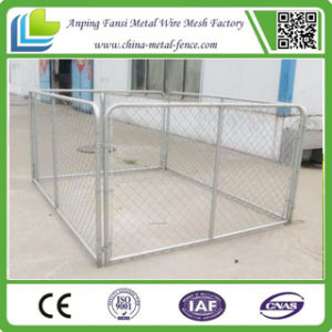 Cheap Iron Welded Metal Dog Kennel Cage pictures & photos