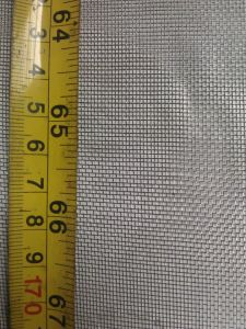 16 Mesh X 16 Mesh Galvanized Square Wire Mesh pictures & photos