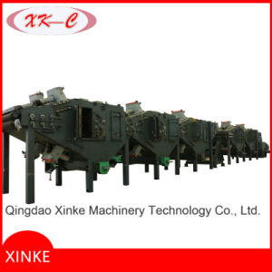 Online Strip Shot Blasting Machine (stainless steel, silicon steel, etc) Q696 pictures & photos