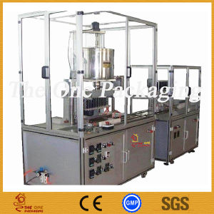 Tolfc-10b Automatic Lipgloss Filling and Capping Machine pictures & photos