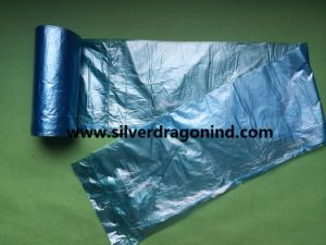 High Quality Plastic Garbage Bags on Roll Without Logo pictures & photos