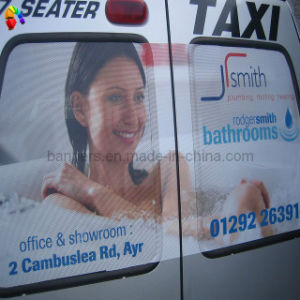 Vehicle Graphic Sticker One Way Vision Window pictures & photos