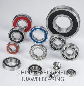 Miniature Ball Bearings 608, 605, 624, 683, 695, 627, 629 Zz 2RS C3 pictures & photos