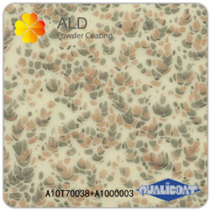 Electrostatic Spray Marble Stone Effect Powder Coating (A10T70038+A1000003) pictures & photos