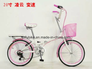 6speed City Bike, 7speed City Bicycle, 6speed Folding Bike pictures & photos