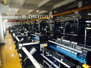 Full Automatic Non Woven Handle Bag Making Machine pictures & photos