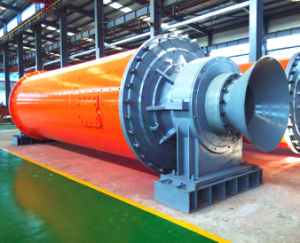 High Quality ISO Ce Wet and Dry Mine Ball Mill pictures & photos