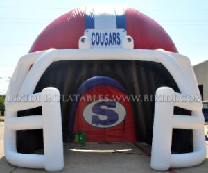 Helmet Inflatable Tunnels (B7013) pictures & photos