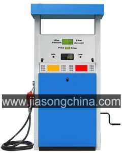 Oil Station Fuel Pump Dispenser Manual System pictures & photos