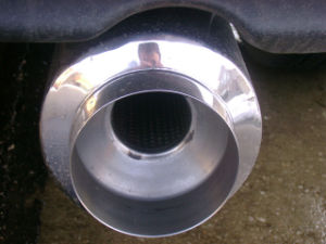 Stainless Steel Car Exhaust Muffler pictures & photos