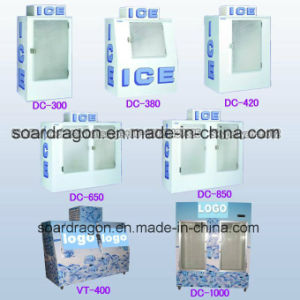 Bagged Ice Cube Ice Storage Bin pictures & photos