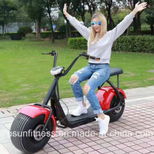 2017 Hot Sell Electric Bicycle City Bike Motorcycle Scooter with 60V Battery pictures & photos