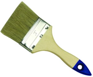 Hot Selling Flat Paint Brush pictures & photos