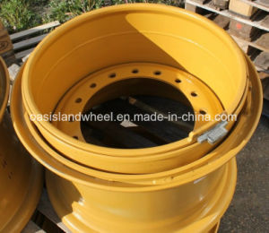 Earthmover OTR Wheel Rim (25-25.00/3.5) for Cat980 pictures & photos