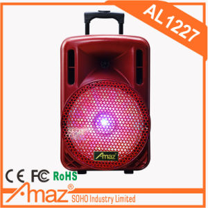 Hot Sale Colorful LED Light Active Bluetooth Speaker pictures & photos