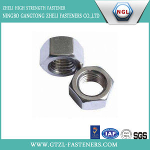 Stainless Steel Hex Head Nut (DIN934) pictures & photos
