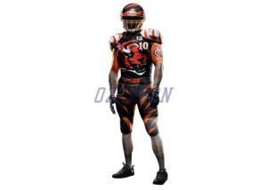 Design Your Own Custom Sublimation American Football Jerseys pictures & photos