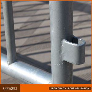 Expandable Safety Portable Construction Barriers pictures & photos
