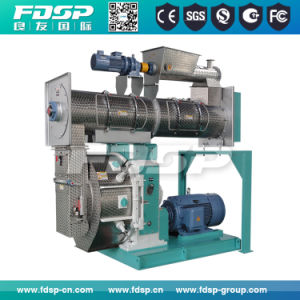 Ring Die Pellet Mill/Feed Pellet Granulator with Ce/ISO Certificate pictures & photos