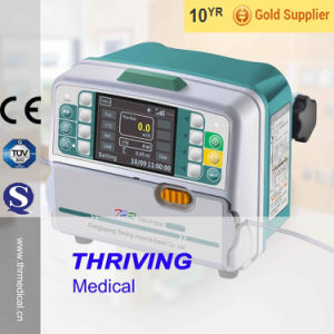 Medical Syringe Infusion Pump (THR-IP100) pictures & photos