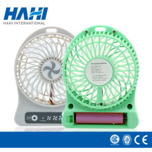 Hot Sell Colorful Mini Rechargeable Handy Fan pictures & photos