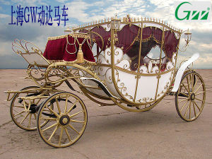 Royal Horse Carts Horse Carriages pictures & photos
