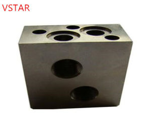 Customized High Precision CNC Machining Metal Part by Milling for Pneumatic Cylinder pictures & photos