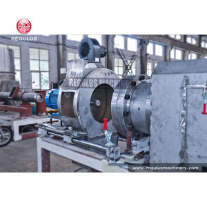 LDPE Film Washing and Dewatering Squeezing Line pictures & photos