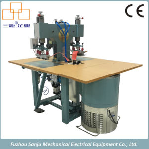 Plastic Welding Machine for PVC Heat Sealing and Embossing (5KW gas holder) pictures & photos