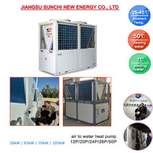 Fan Coil Heating and Cooling for Cold Room Shot Water Chiller (CCC, CB, CE, TUV CB) pictures & photos